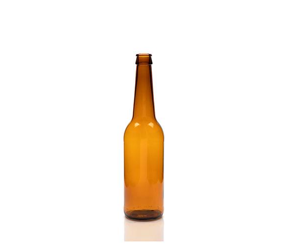 Tall Neck Beer Bottle